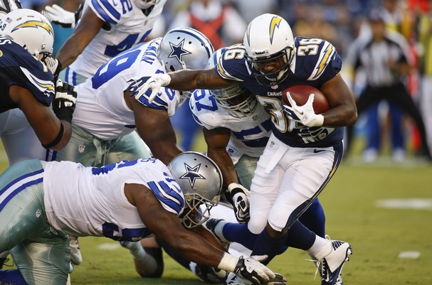 Chargers, RB, Curtis Brinkley, Fantasy Football