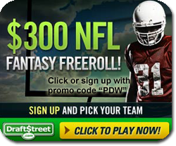 Draftstreet! Play and Win!