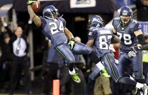 Marshawn Lynch, Beast Mode, Top 10