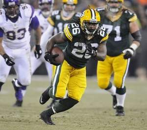 Playoffs, Sleepers, DuJuan Harris, Packers