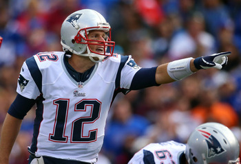 Tom Brady, Start of the Week, Patriots, Divisional Round