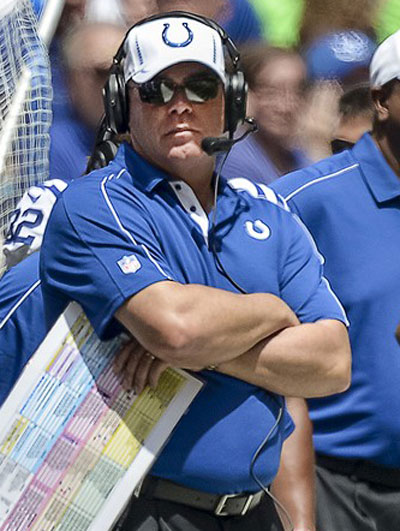 Bruce Arians, Indianapolis Colts
