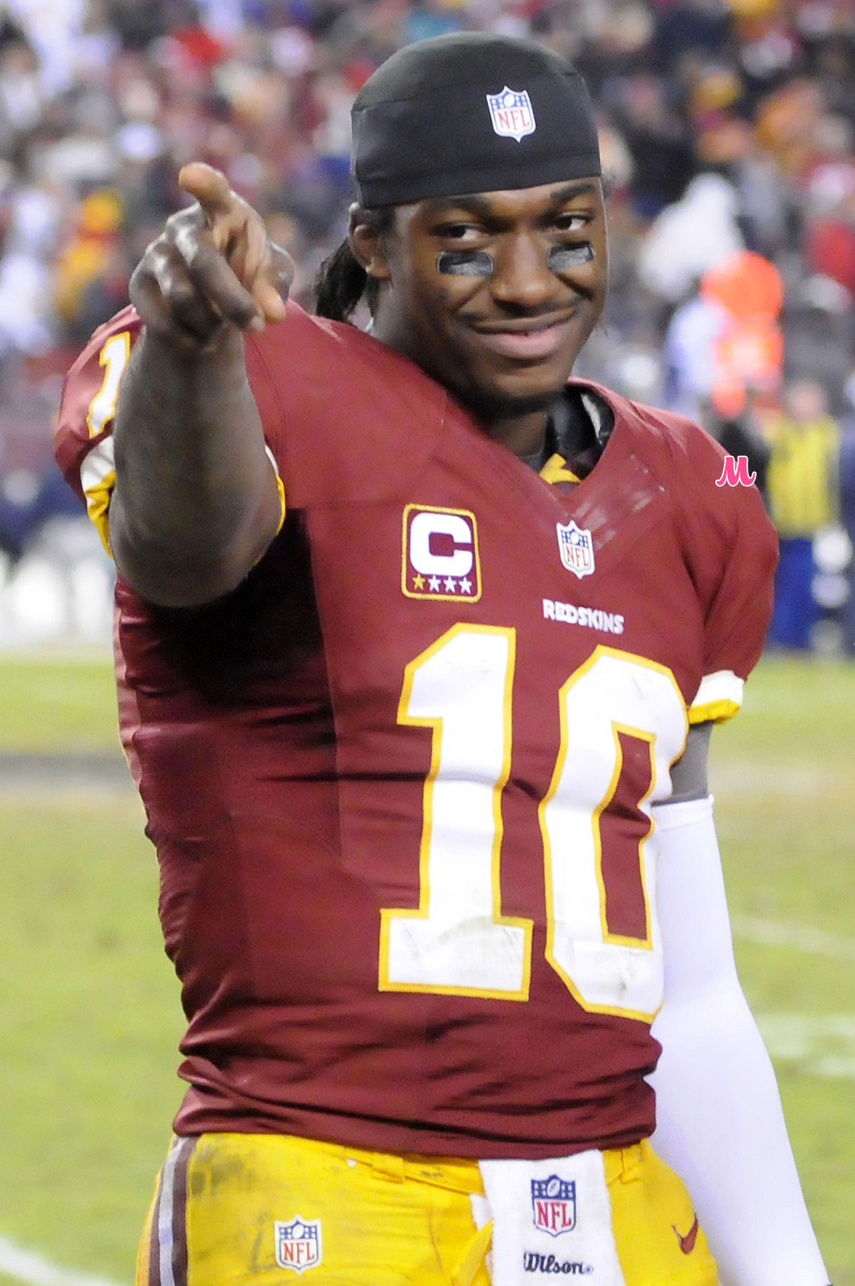 Redskins, RGIII
