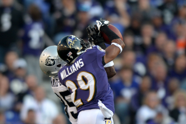 Cary Williams, Indianapolis Colts, Baltimore Ravens