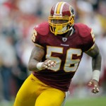 Redskins LB, Perry Riley